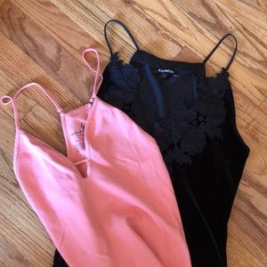 Two bodysuits bundle